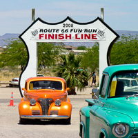 Route 66 Arizona Fun Run